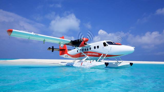 马尔代夫水上飞机观光体验(包机)