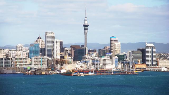 新西兰北岛奥克兰奇幻中土七天SUV自驾之旅