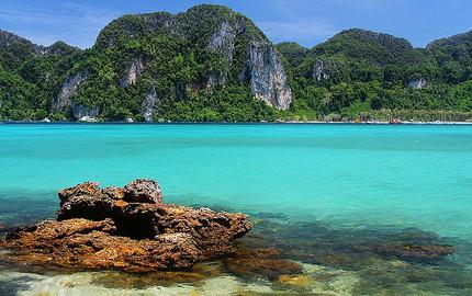 普吉岛+甲米岛4晚6日游直飞航班,超值低价,全程当地特色酒店,享泰式按摩