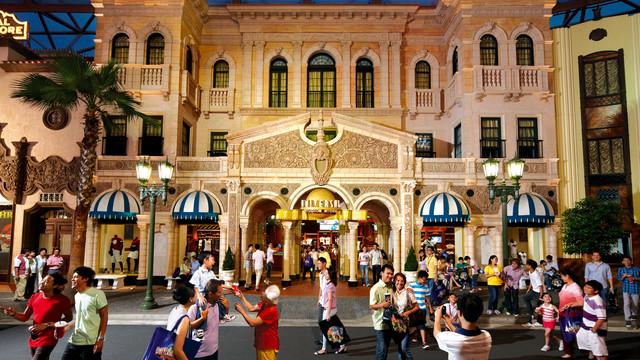 【酒店接送】新加坡环球影城+夜间动物园一日游