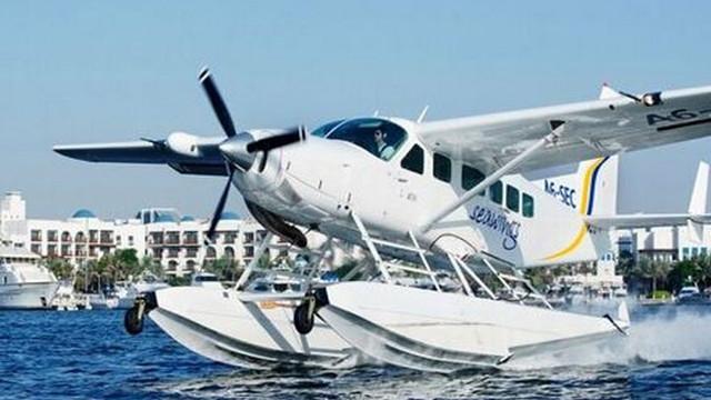水上飞机巡游体验