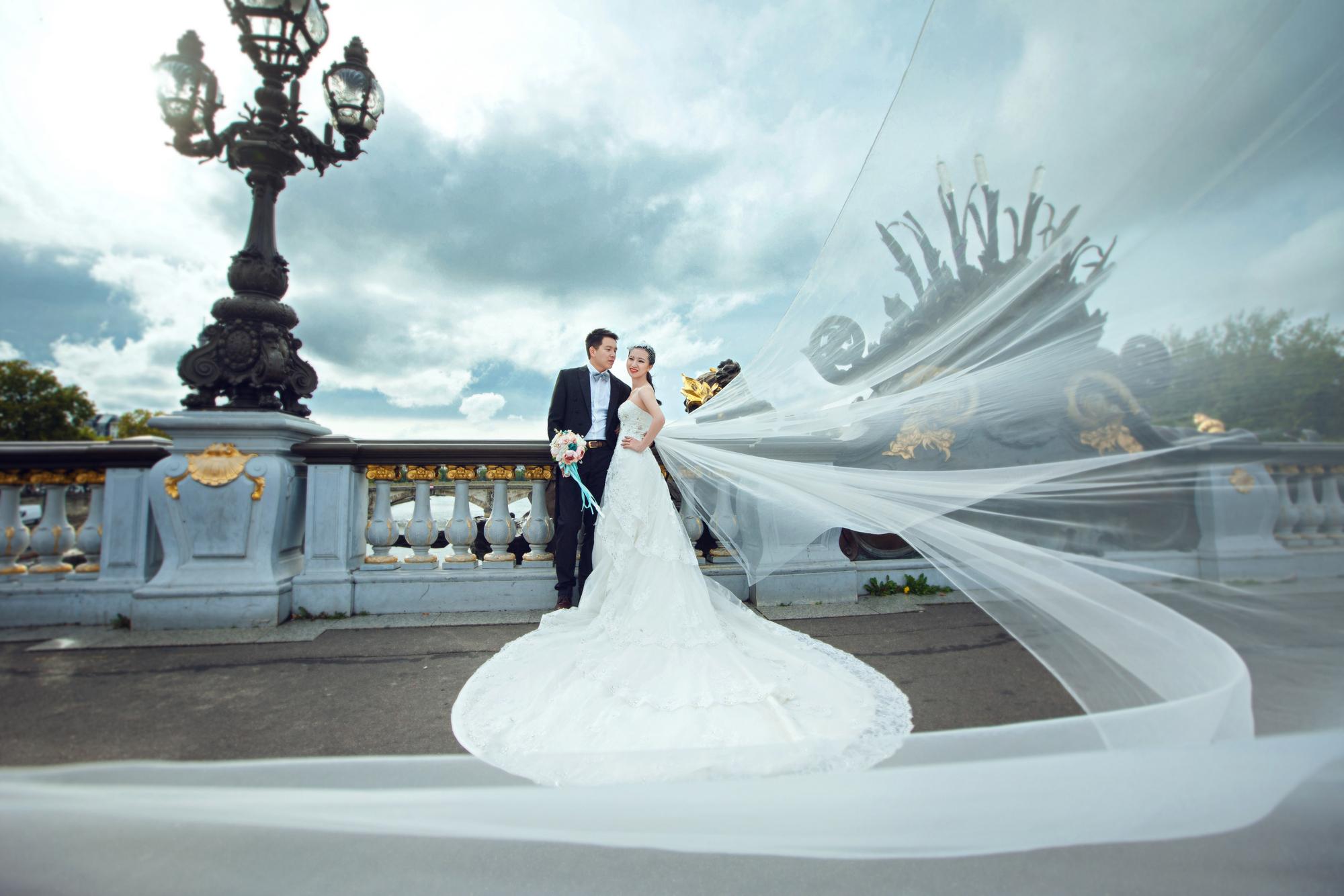 法国巴黎婚纱摄影