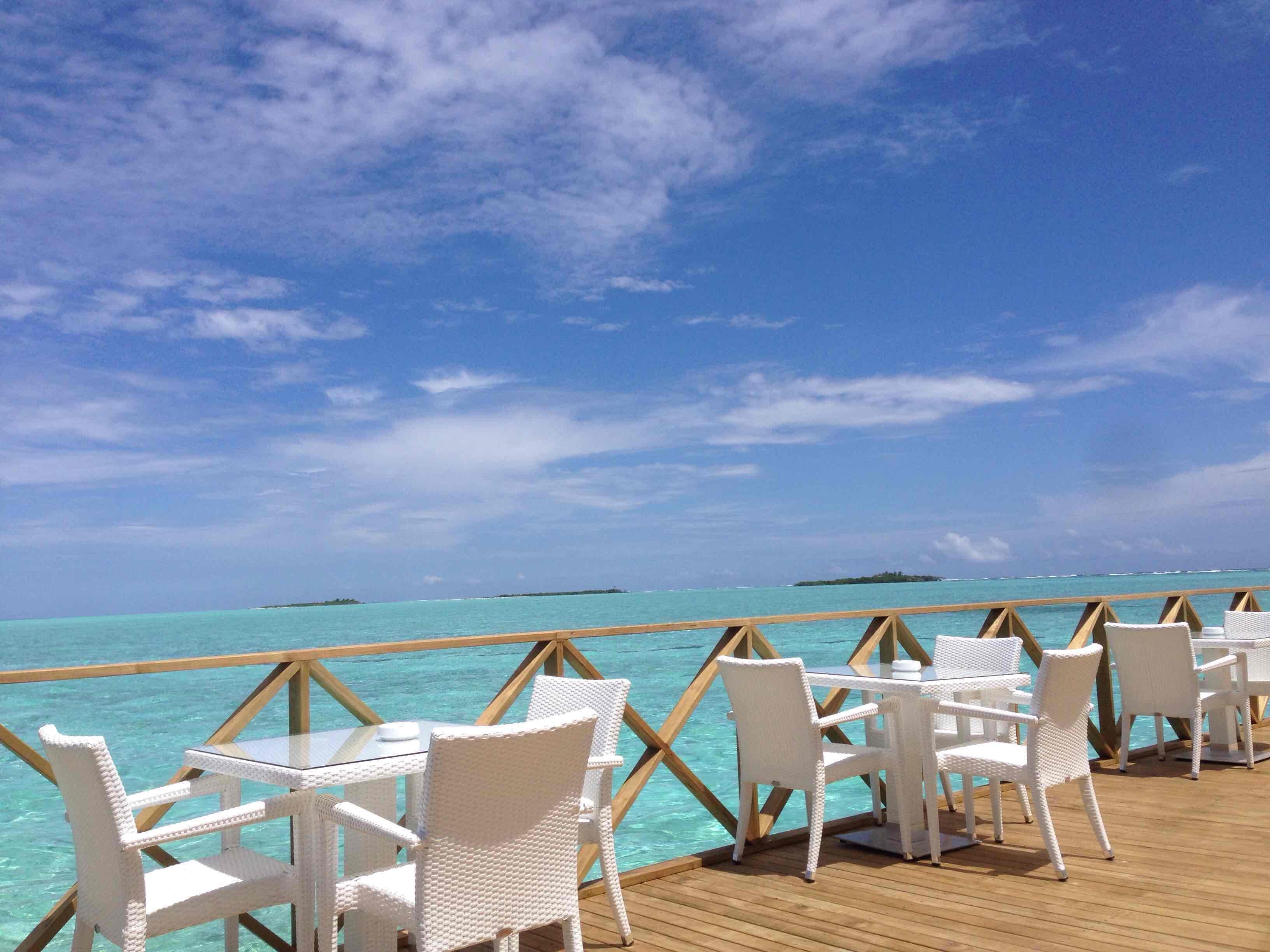 马尔代夫哈库拉岛 chaaya lagoon hakuraa 4晚6天自由行>上海出港,美