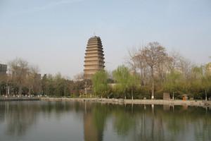 小雁塔(薦福寺)