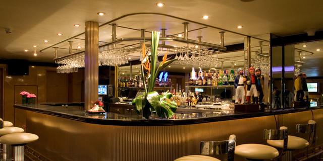 酒吧吧台内部设计图纸