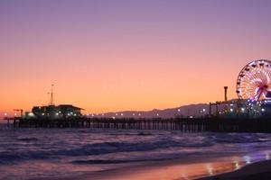 圣莫尼卡海灘