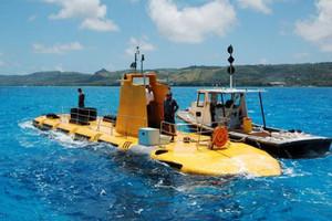 美人魚號觀光潛水艇