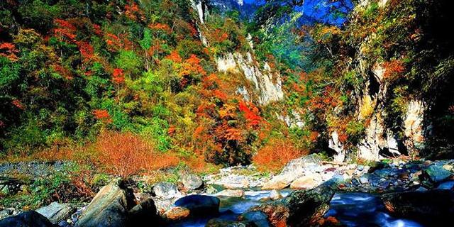 东拉山大峡谷门票_东拉山大峡谷旅游攻略_雅安东拉山
