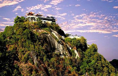 保山旅游 云峰山原始森林公园  1,云峰灵验山是高黎贡山秘境中一个