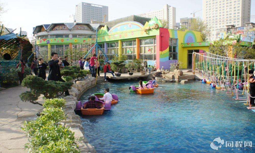沈阳中山公园动物园(沈阳中山公园游乐园)