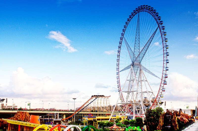 上海锦江乐园