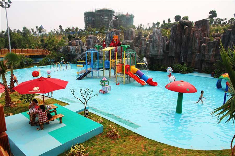 水世界  a級景區 地址:廣西省南寧市鳳嶺兒童公園