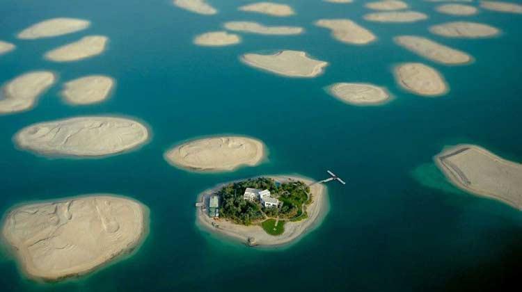 迪拜水上飞机