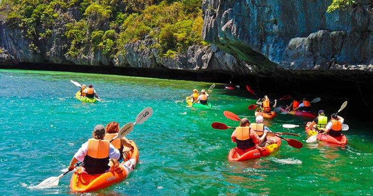 同程首页 出境游 普吉岛旅游 普吉岛 苏梅岛安通国家海洋公园浮潜