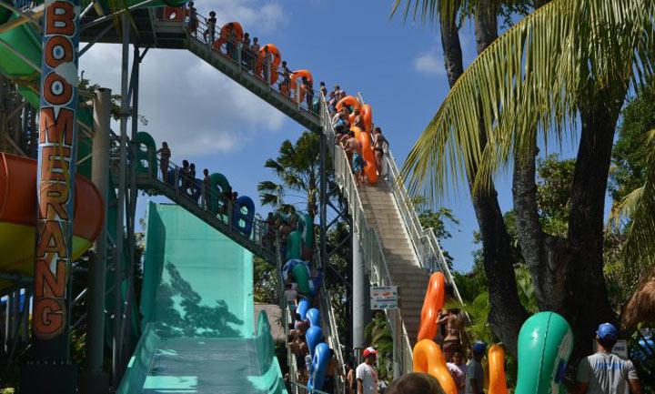 巴厘岛水上乐园门票验门票价格