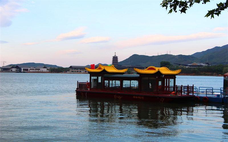 北京雁栖湖风景区电子票