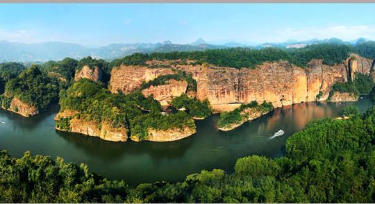 三明旅游景点大金湖好玩嘛图片 49618 540x294-泉州南安好玩的景点图片