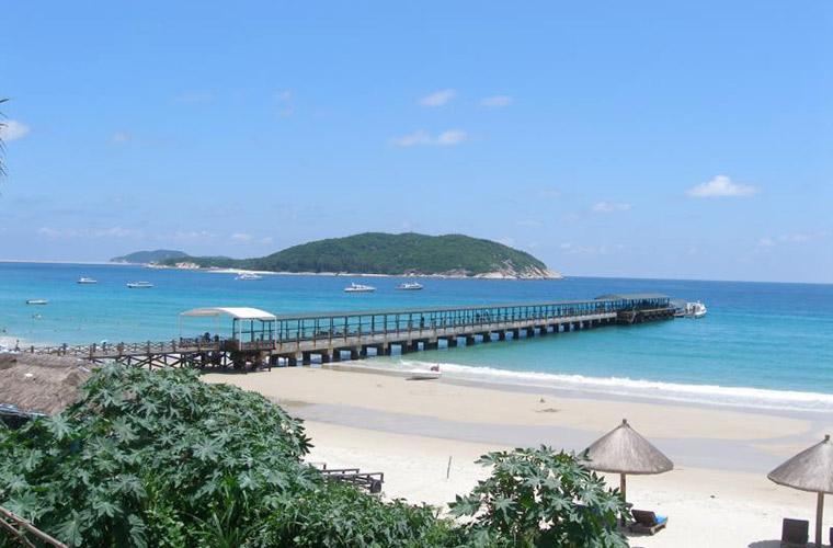 亚龙湾爱琴海潜水度假村