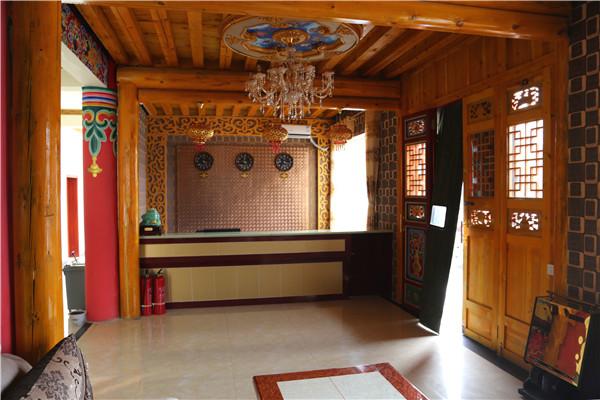 藏族房子装修图片