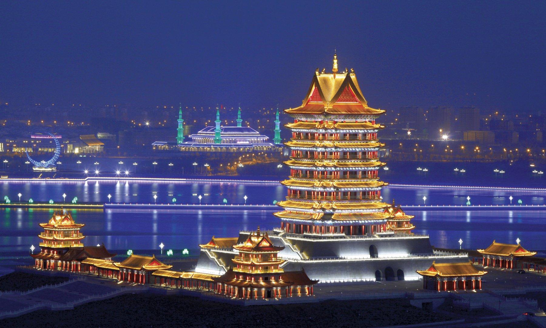 青铜峡黄河大峡谷  aaaa级景区 地址:宁夏吴忠青铜峡市青铜峡镇交通