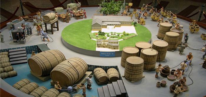 烟台 张裕酒文化博物馆