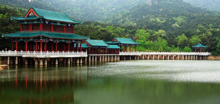 仙姑顶名胜风景区