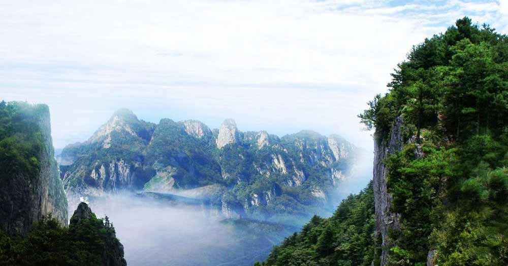 陕西天竺山国家森林公园门票