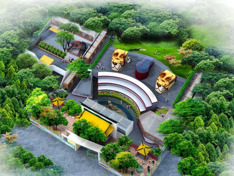 株洲市石峰公园动物园