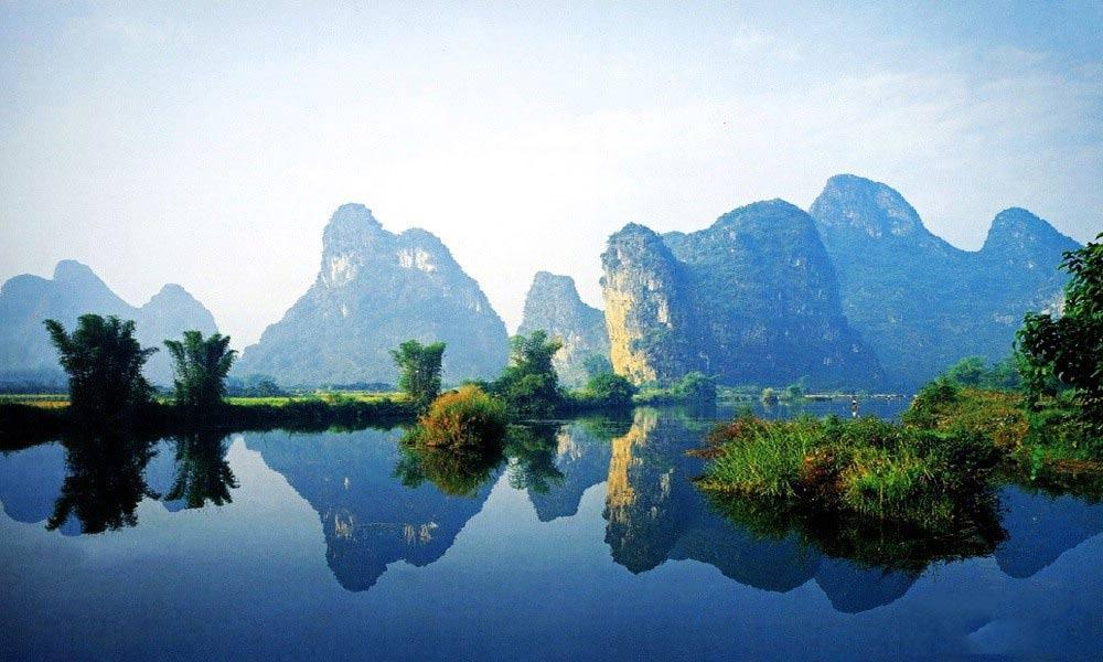 壁纸 风景 山水 桌面 1000_600