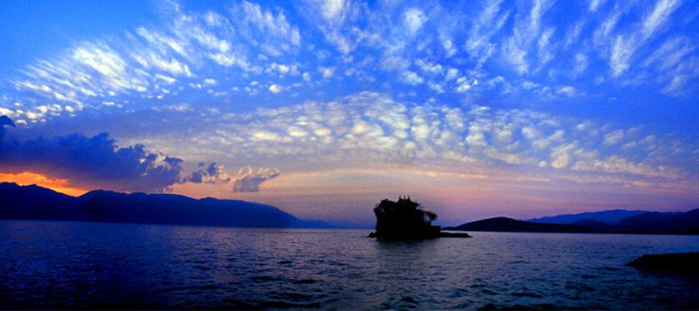 那片叫洱海的蓝色,是我对大理念念不忘的理由! - 纽约文摘 - 纽约文摘