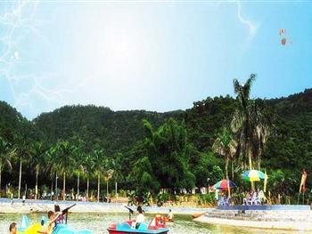 泰康山生态旅游度假区门票预订