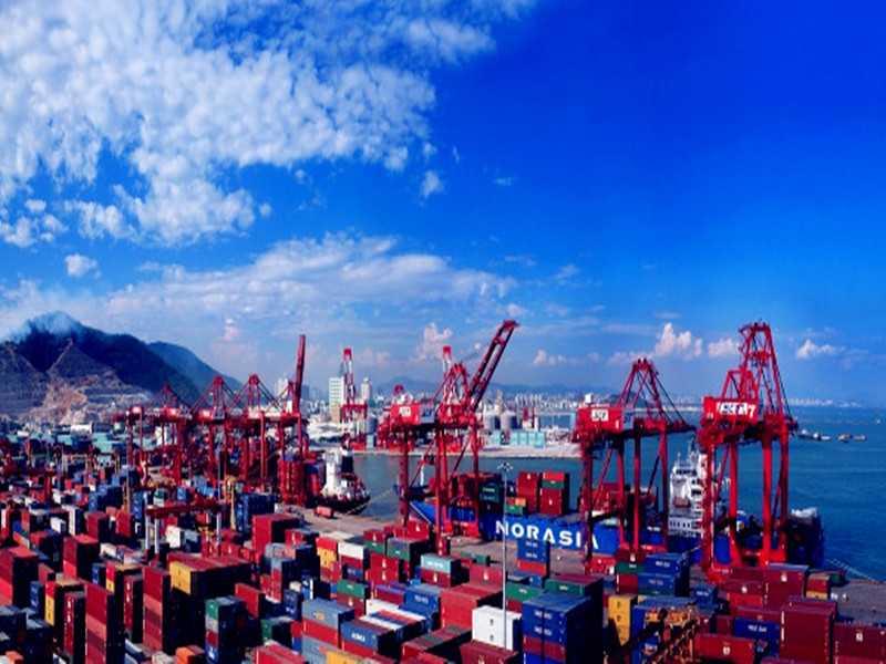 5海里,距澳门,珠海25海里,经珠江水系与广东,广西相连;陆路经疏港大道
