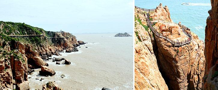 嵊泗原生态蓝色海岸休闲旅游度假带(嵊泗列岛)