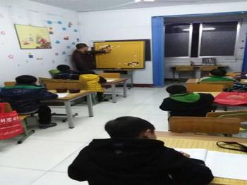 围棋培训班教室设计分享展示