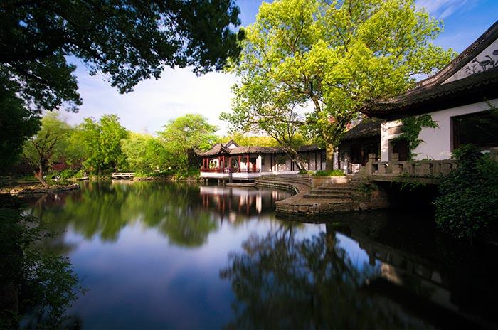 上海古猗园
