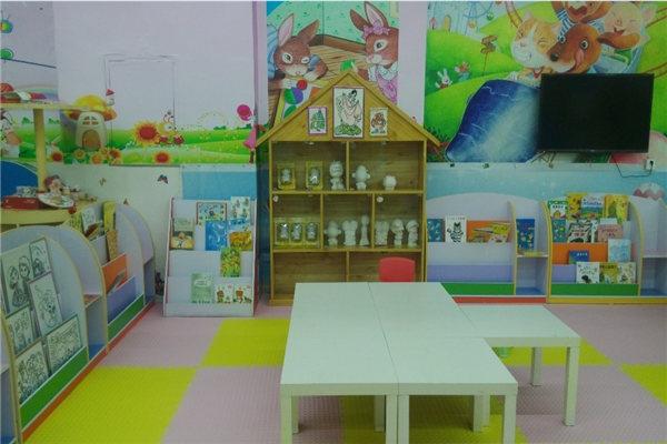 卡奇乐益智儿童乐园室内游乐园