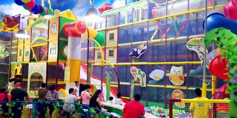 蚂蚁王国儿童游乐园(淄博店)
