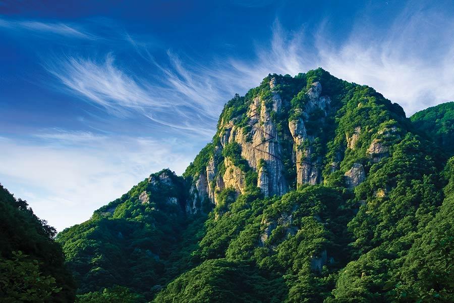 陕西红河谷森林公园