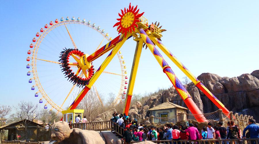 石家庄动物园辛玛王国大型主题乐园