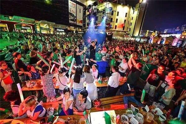 无锡第四届青岛国际啤酒节