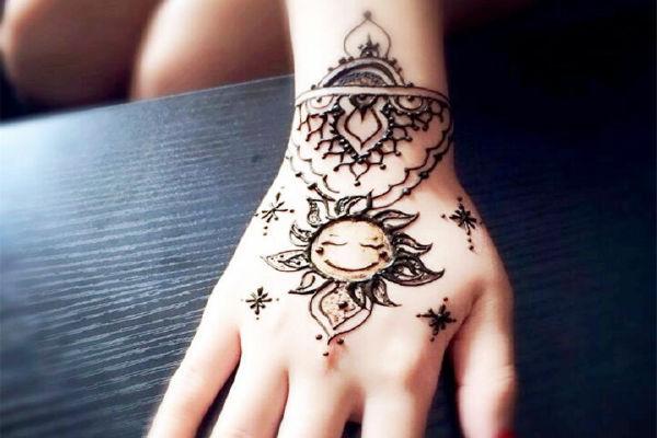 x-tattoo海娜手绘工作室