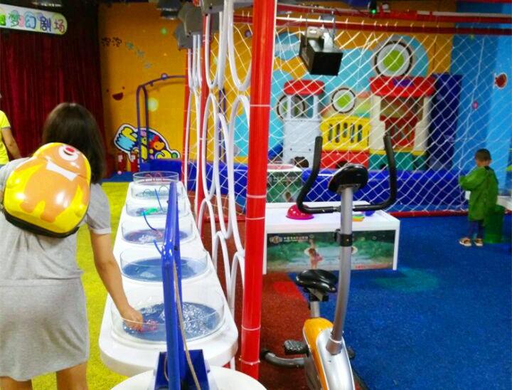 海洋梦幻儿童游乐园门票