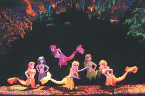 儿童剧《人鱼公主》之芭比