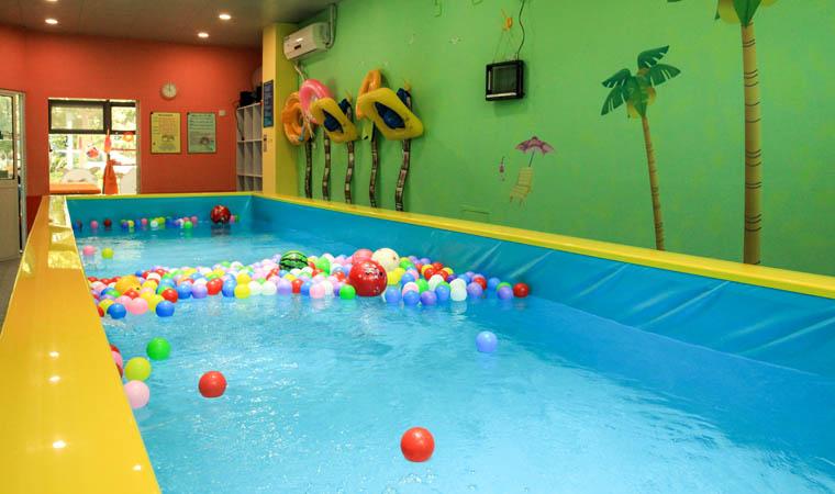 乐学儿童游泳馆门票 乐学儿童游泳馆门票多少钱 苏州乐学儿童游泳馆 图片