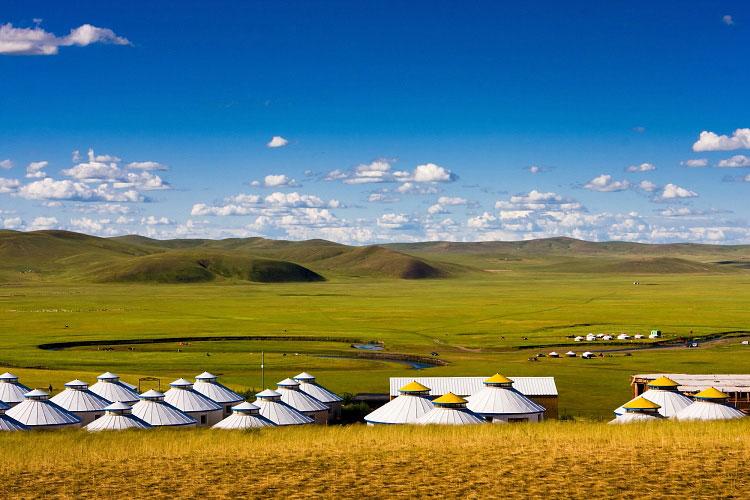 南京到呼伦贝尔大草原 大湖泊 口岸满洲里 温泉圣地阿尔山五日游