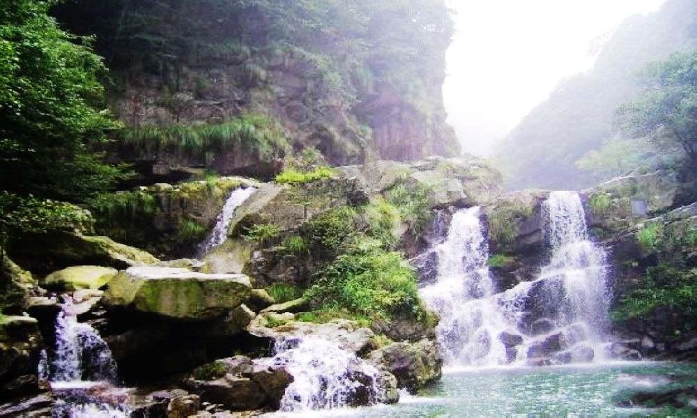 【热销】天目山-千岛湖-九天漂流2日游马鞍山出发,观秀山秀水