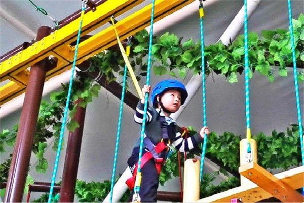 同程首页 吃喝玩乐 上海上海 > 丛林王儿童乐园   丛林王儿童拓展乐园