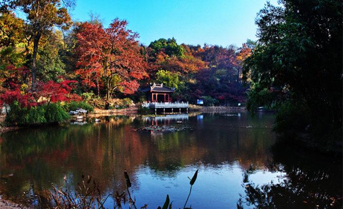 南京市栖霞山风景名胜区