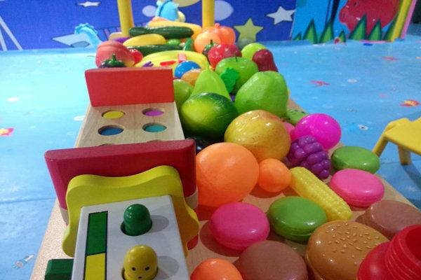 佳乐尼大型室内儿童游乐园