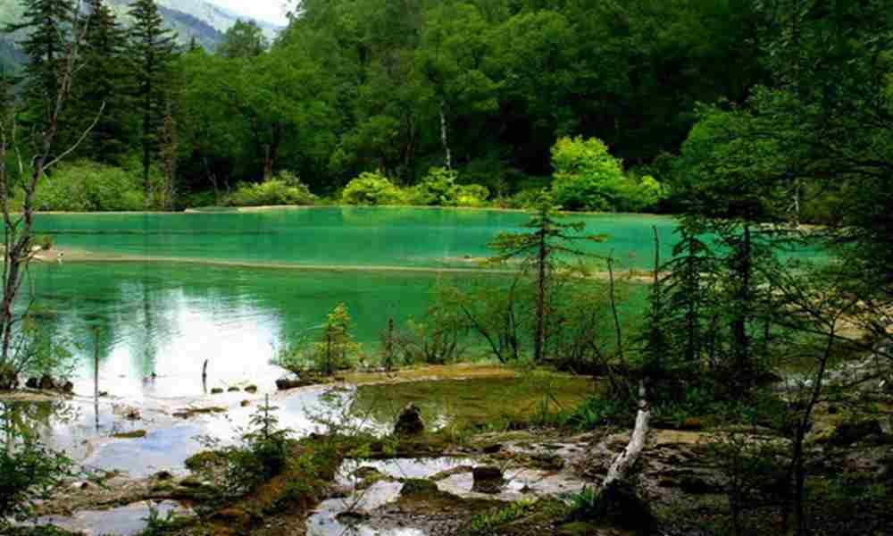 神仙池风景区